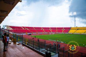 PHOTOS: Refurbishment of Baba Yara Stadium complete