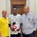 Elmina Sharks striker Benjamin Boateng joins Egyptian side Al Ittihad Alexandria