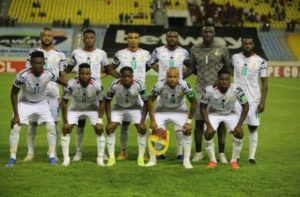 VIDEO: Watch highlights of Ghana's 1-0 victory over Ethiopia