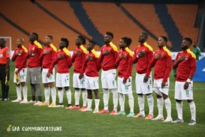 VIDEO: Watch highlights of Ghana's 1-0 loss to South Africa