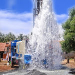 Its the turn of Sunyani Coronation Park to benefit from the GFA's borehole project