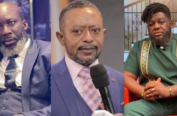 Kumchacha, Bulldog clash over Owusu Bempah on TV