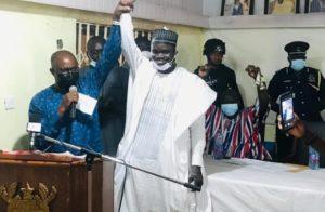 Gushegu MCE nominee secures 100% votes