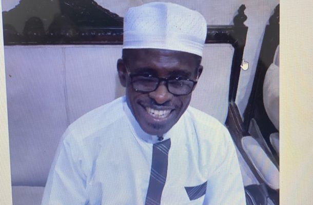 'Let calm prevail at Madina' – Dr. Ahmed advises supporters