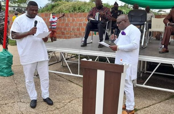 Okere DCE gets 100% yes votes
