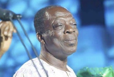 Veteran actor Kohwe, dies after suffering from stroke