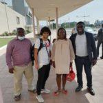 Fabio Gama arrives in Ghana to begin pre-season with Kotoko