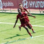 Felix Afena-Gyan named in Primavera Team of the Week in Italy's U-19 youth division