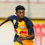 Forson Amankwah scores for FC Liefering in big win against FC Dornbrin