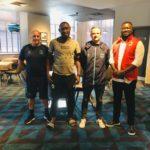 Kotoko's David Obeng Nyarko and coach Abdulai Gazale in UK set to begin attachment on Tuesday