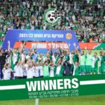 Godsway Donyoh wins Israeli Toto Cup with Maccabi Haifa