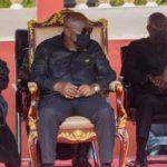 Akufo Addo, Mahama meet in Koforidua