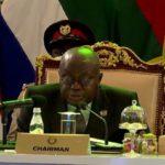 Nana Opens ECOWAS summit, fate of Guinea, Mali to be decided