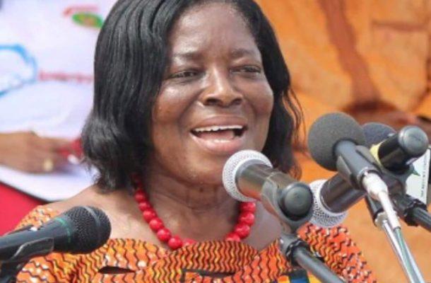 NDC-UK & Ireland Chapter mourns Hon. Benyiwa Doe