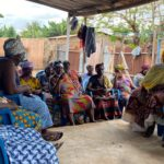 Oyibi Muslim Women & Children Foundation donates to the aged in the community