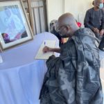 PHOTOS: Atta Akyea commiserates with Dr. Bawumia