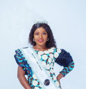 Meet Nihad Ayobi; the 1st Runner up of Miss Upper East Ghana2020 from the Bawku Municipality