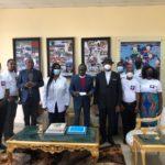 Krif Ghana LTD celebrates Bishop Saah at 70