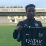 KAS Eupen extend contract of Ghanaian prodigy Isaac Nuhu by further 3 years