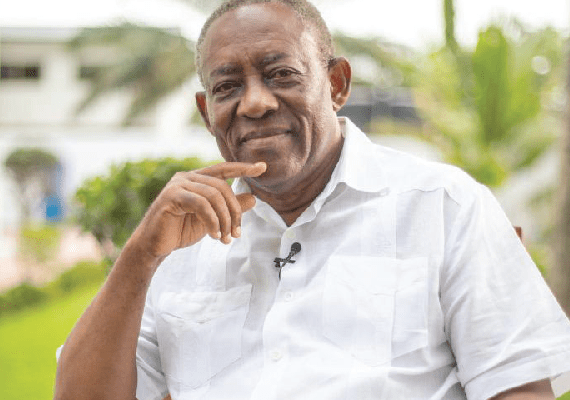 Isaac Osei appointed board chair of GPHA