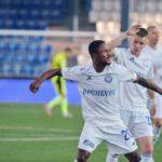 Joel Fameyeh scores again for FC Orenburg in win over Spartak Moscow II
