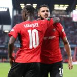 Kamaldeen Sulemana named in French Ligue 1 team of the week
