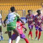 VIDEOS: Watch the two goals Hearts scored against CI Kamsar