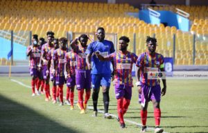 VIDEO: Watch highlights of Hearts of Oak's win over WAC