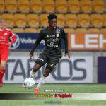 Ghanaian youngster Kingsley Asante Ofori scores brace for SJK Akatemia in Finland