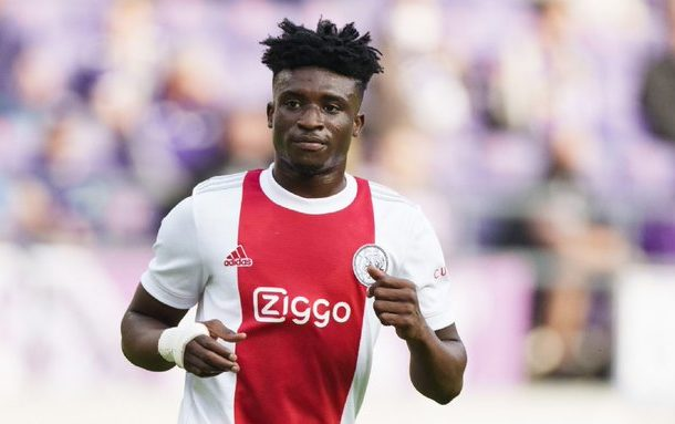 VIDEO: Watch Kudus Mohammed's goal for Ajax against Fortuna Sittard in big win
