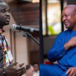 Manasseh Azure Awuni writes.... The IDIO(ma)TIC expression: This isn't you, John Mahama