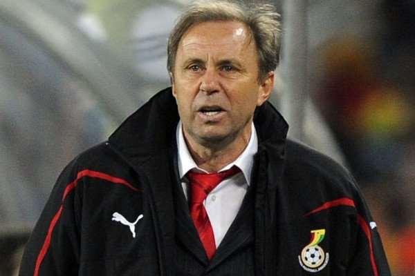 I didn't sleep well during our games against Zimbabwe - Milovan Rajevac