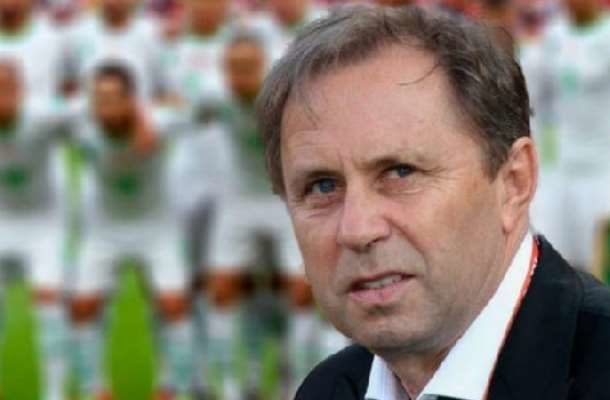 Things have changed since Milovan Rajevac left Ghana - Neil Armstrong Mortagbe