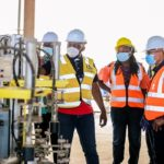 NPA boss visits BOST depot, Ghana Gas, others to understand their operations