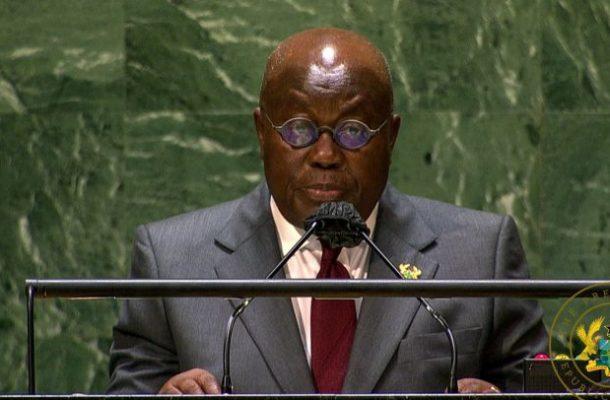 Hasten SDGs implementation to build fairer, prosperous world – President Akufo-Addo