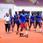 PHOTOS: Northern sector referees and assistant referees end 3 day fitness test in Tamale