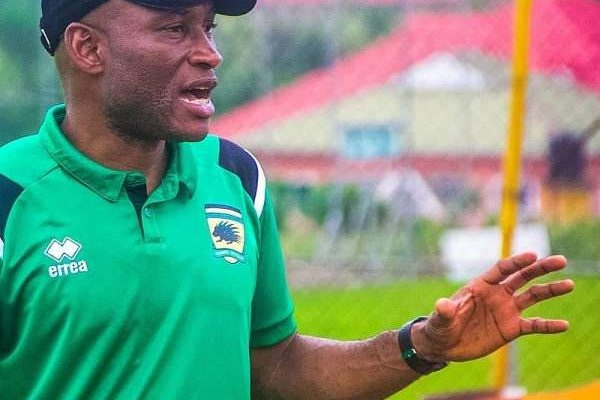 I want to play beautiful football and win trophies for Kotoko - Dr. Prosper Nartey