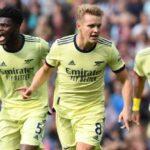 Thomas Partey helps Arsenal regain momentum in Burnley win