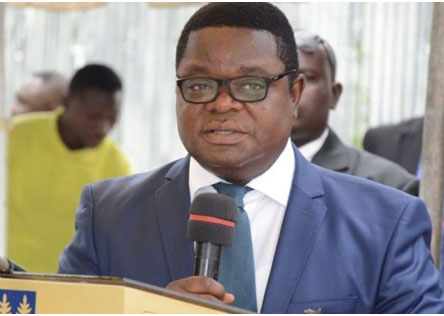 Recover locked up funds – Prof Quartey