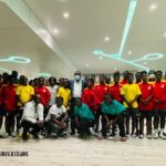 Aisha Buhari Cup: Kurt Okraku visits Black Queens ahead of opener