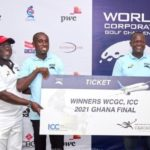 Sinapi Aba to represent Ghana at the World Corporate Golf