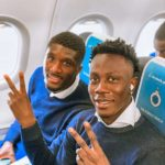 Kamal Sowah named in Clube Brugge squad to face RB Leipzig