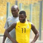 Mubarak Wakaso pays glowing tribute to former Ghana coach C.K Akonnor