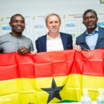 PHOTOS: Milovan Rajevac unveiled as new Black Stars coach