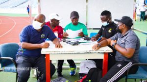 PHOTOS: Southern sector referees and assistant referees prepare for new season