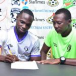 OFFICIAL: Bechem United sign winger Obuaba Yaw Dasi from Unistar Academy