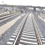 Thieves continue to steal railway tracks