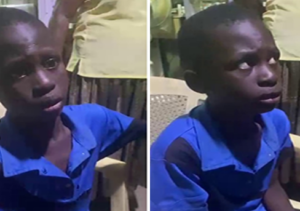 VIDEO: How 9 year-old boy managed to escape from kidnappers in Kasoa