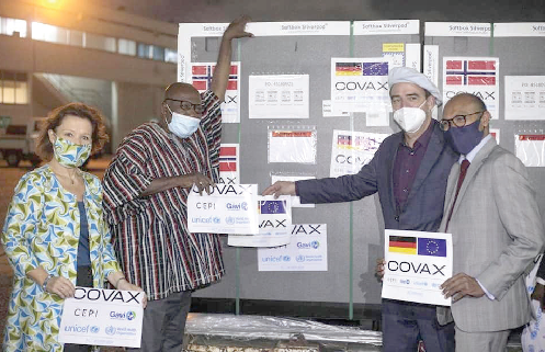 We'll offer more support to contain COVID-19 spread —Ambassador