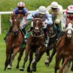 Last five winners of the Ayr Gold Cup